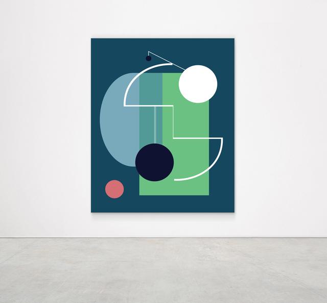 , 'A Gelato Kiss (Pistachio),' 2019, Kristin Hjellegjerde Gallery