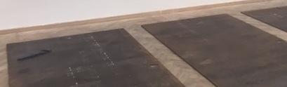 , 'Cesarean Spread (ET ground protection mats),' 2017, Nils Stærk