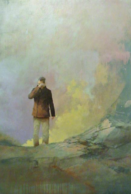 , 'The Last Poet,' 2015, Galleria Punto Sull'Arte