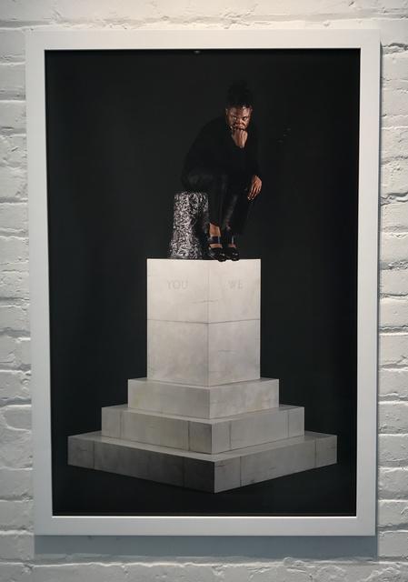 Ti-Rock Moore, 'Gazing', 2017, Jonathan Ferrara Gallery