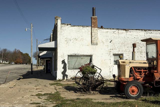 , 'The Leaner, Vermillion, KS,' , Soho Photo Gallery
