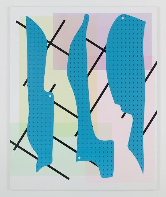 , 'Ensemble,' 2018, James Fuentes