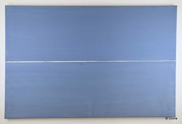 , 'Ligne blanche,' 2009, ONIRIS - Florent Paumelle
