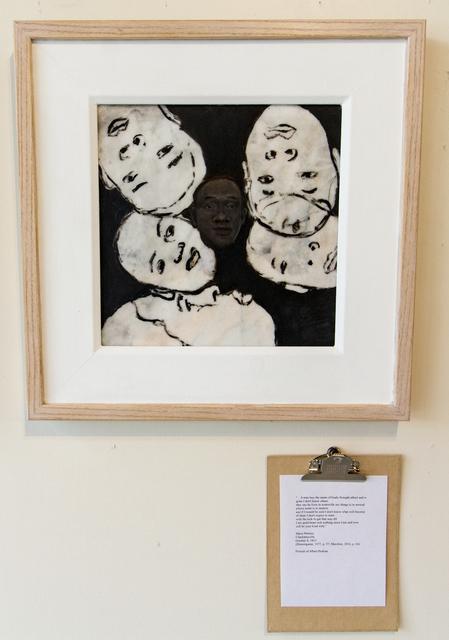 , 'Portrait of Albert Perkins,' 2003-2005, Untitled 2.0