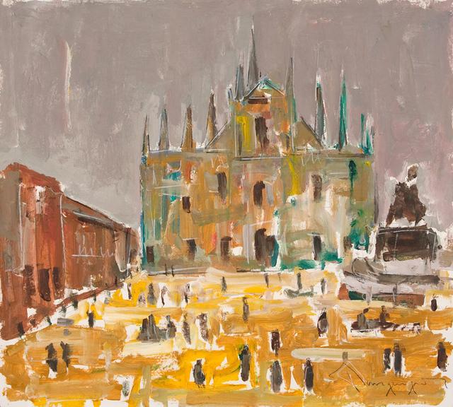 Paul-Henri Bourguignon, 'Milan', Eisele Fine Art