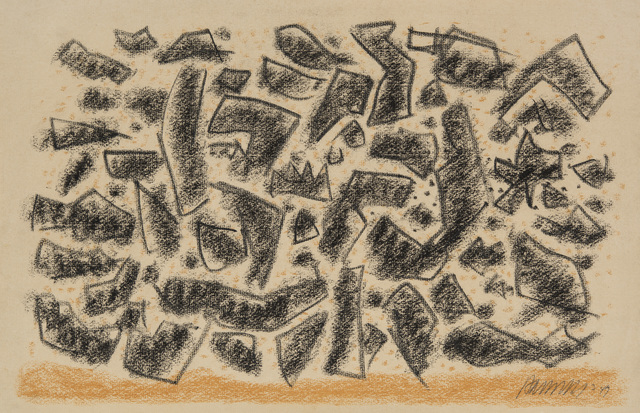 , 'Bewegung III (Movement III),' 1949, Galerie Klaus Gerrit Friese