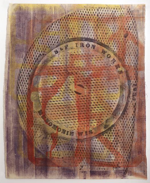 , 'Menomonic 7,' ca. 1966, Marc Selwyn Fine Art