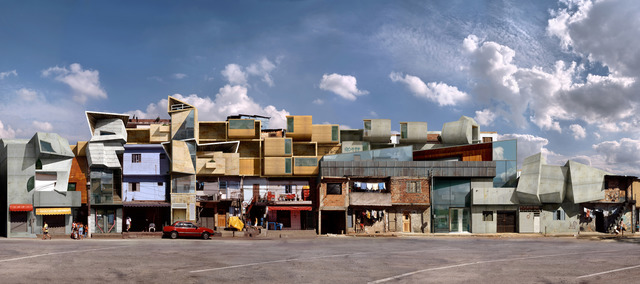 Dionisio Gonzalez, 'Nova Heliopolis IV', 2006, Maddox Arts