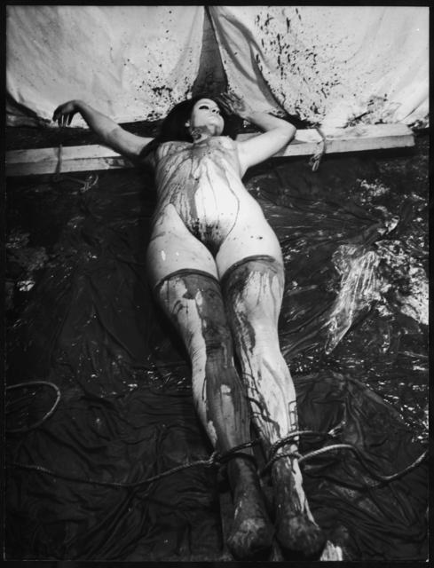 , 'Maria Empfängnis,' 1969, Galerie Krinzinger