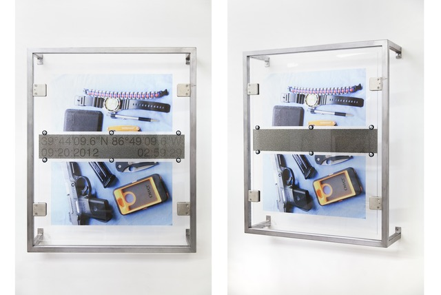 , 'Wesley: Bainbridge, Indiana,' 2015, Johannes Vogt Gallery
