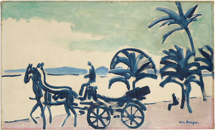 Kees van Dongen, 'Voiture à Cheval, Cannes,' , Phillips: 20th Century and Contemporary Art Day Sale (February 2017)
