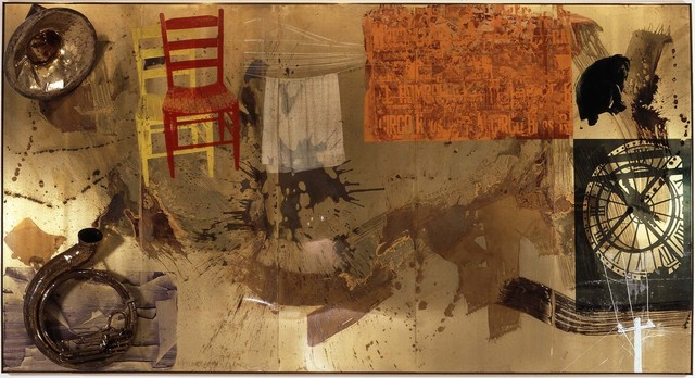 Robert Rauschenberg, 'Orrery (Borealis)', 1990, Robert Rauschenberg Foundation