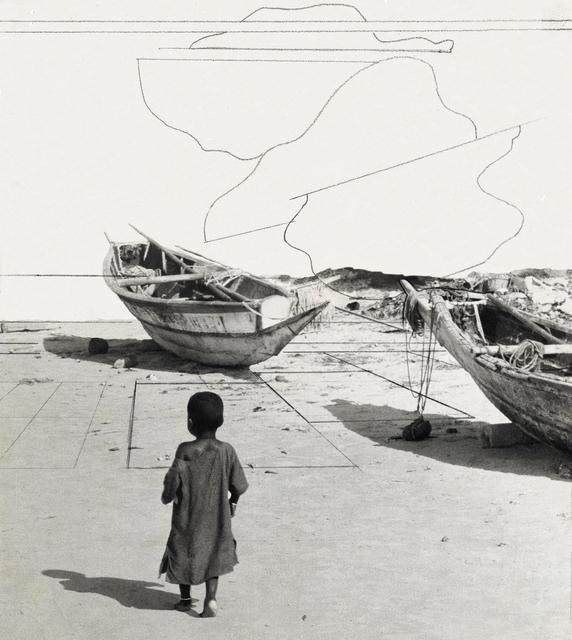 Michel Hosszu, 'KID WITH SHADOW – DAKAR 1962', 1962, Poulpik Gallery