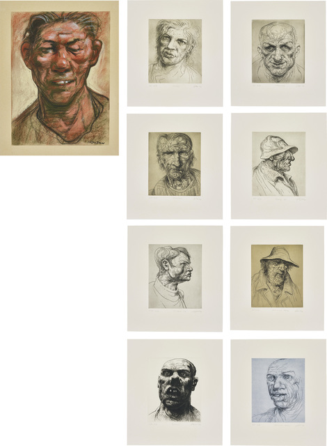 Peter Howson, 'Underground', 1998, Phillips