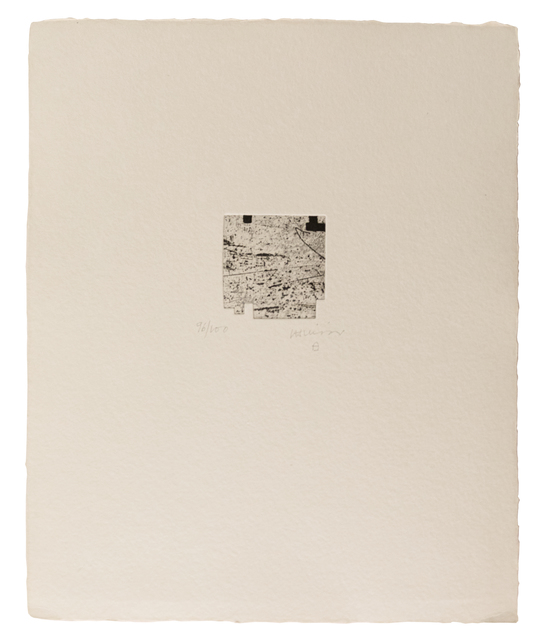 Eduardo Chillida, 'Clara Janés: La indetenible Quietud IV', 1998, Zeit Contemporary Art
