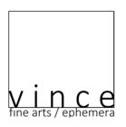 VINCE fine arts/ephemera