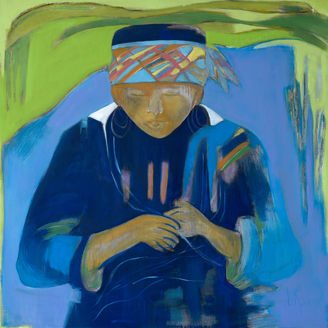 , 'Young Girl from the Hmong Community,' , Zenith Gallery