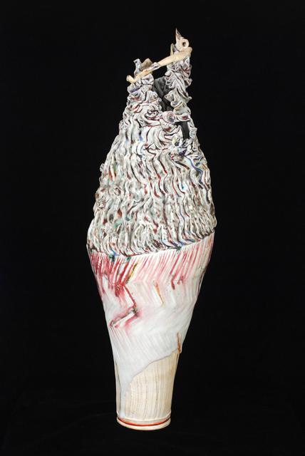 """, 'Tall Vase """"Roco"""",' 2008, Cavin Morris Gallery"""