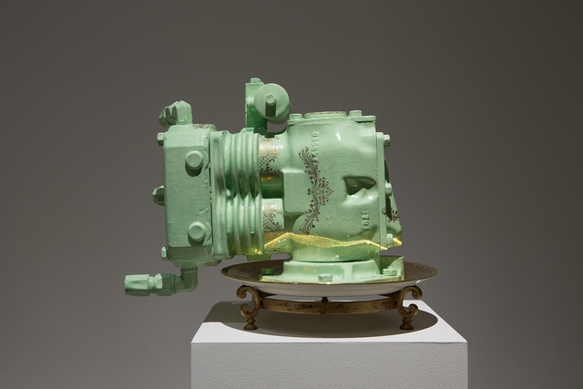 , 'Detroit Diesel Turbo Charger,' 2017, Art Mûr