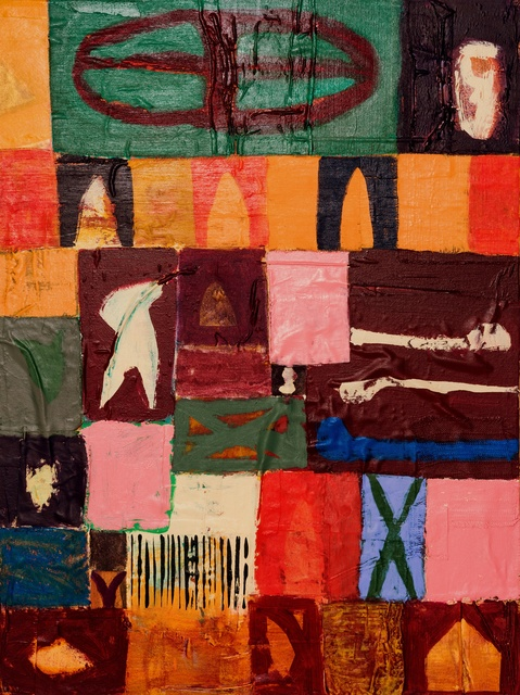 , 'Heal Us and Make Us Strong,' 2016, Morton Fine Art