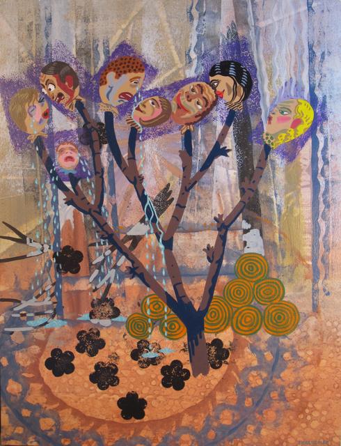 , 'Pod People,' 2009, Linda Warren Projects
