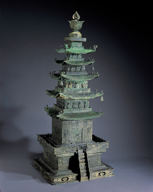 , 'Miniature Pagoda,' Goryeo Dynasty, 10th , 11th century, Leeum, Samsung Museum of Art