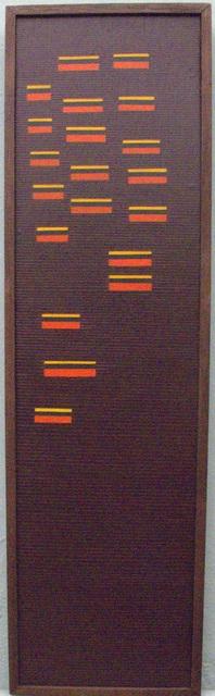 , 'Untitled,' 1959, Galeria Berenice Arvani