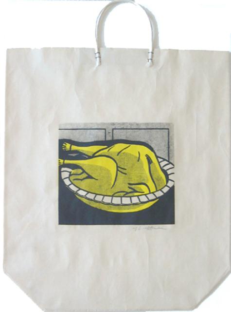 Roy Lichtenstein, 'Turkey Shopping Bag', 1964, Joseph K. Levene Fine Art, Ltd.