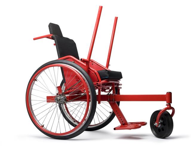 Amos Winter, 'Leveraged Freedom Chair (LFC) Prime Prototype', 2012, Cooper Hewitt, Smithsonian Design Museum