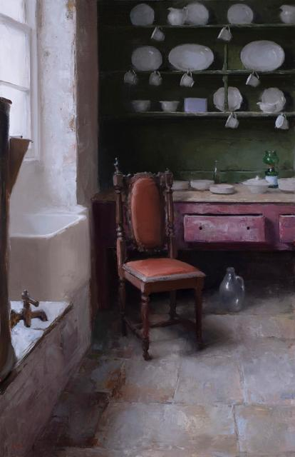 Kenny Harris, 'Downstairs Kitchen, Lissadell House', 2020, George Billis Gallery