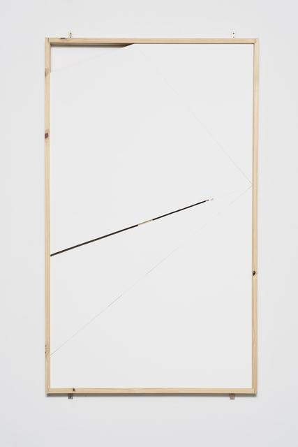 , 'Ponto cego  (Blind Spot),' 2015, Durban Segnini Gallery