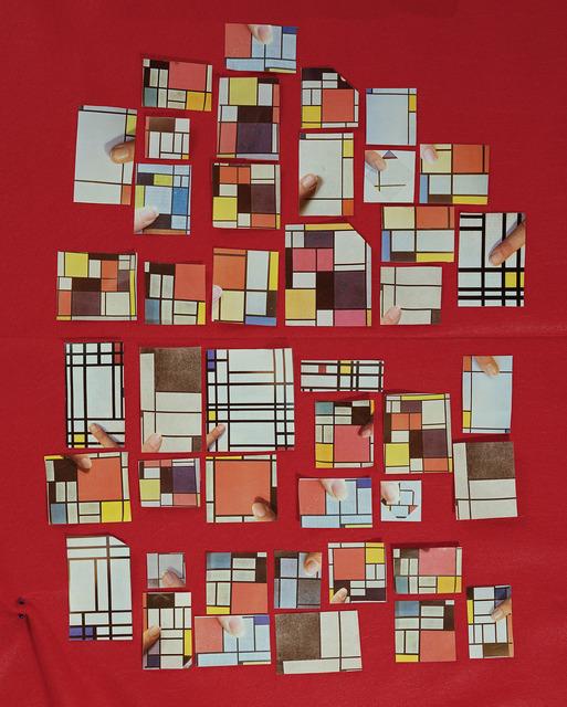 , 'Encyclopedia Grid (Abstract Art),' 2014, Foxy Production
