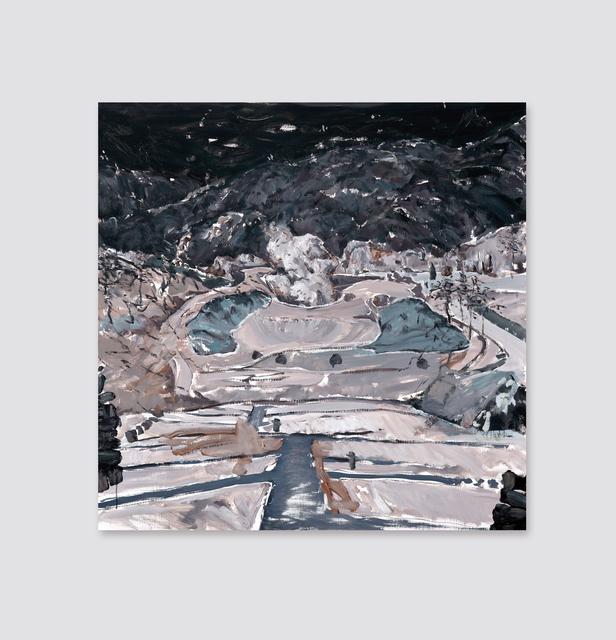 , 'Unexpected rock,' 2015, Phosphorus & Carbon