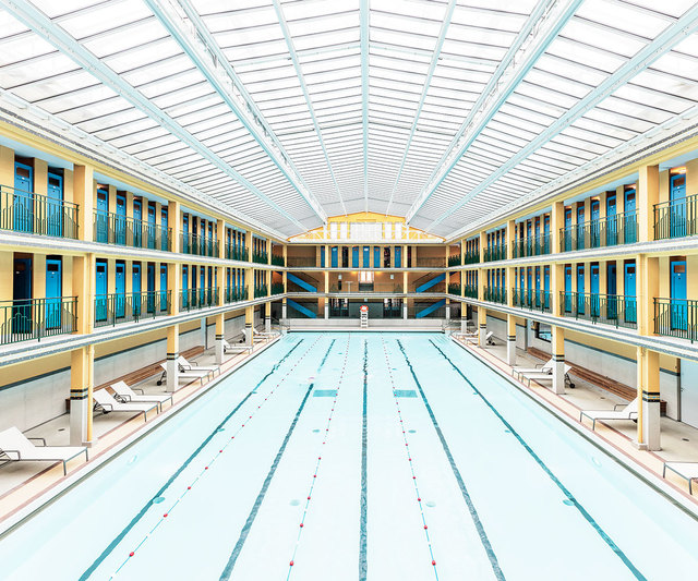 , 'PARIS POOL,' , ArtStar