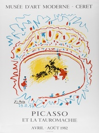 After Pablo Picasso, 'Picasso et la Tauromachie,' 1982, Forum Auctions: Editions and Works on Paper (March 2017)