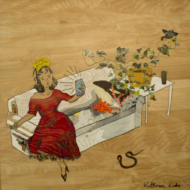 , 'Delusion,' 2017, Red Arrow Gallery