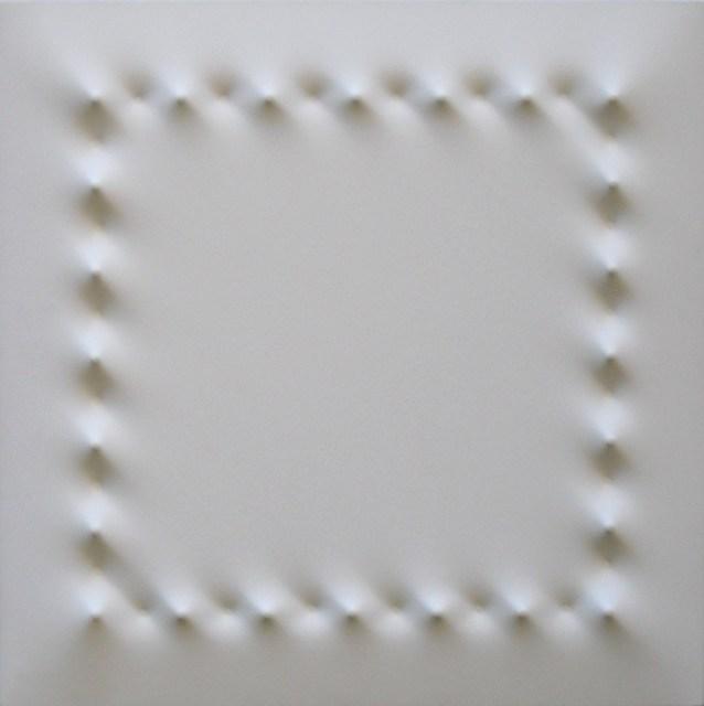 , 'Superficie Bianca,' 1997, Galleria il Ponte