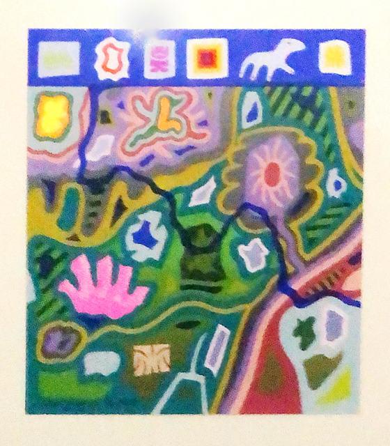 , 'Genesis of Color,' 2018, Ro2 Art