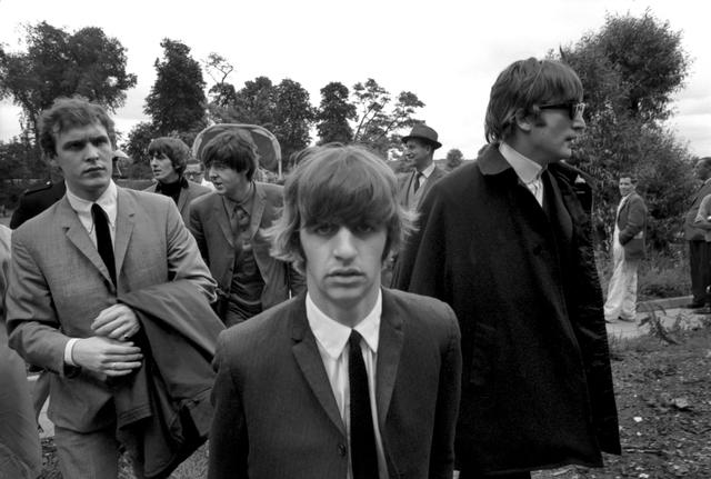 , 'Ringo as Front Man, The Beatles at Teddington Studios,' 1964, Gallery Vassie