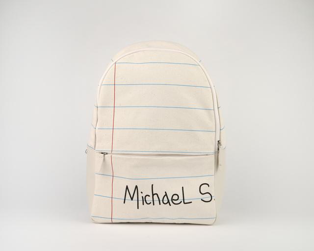Michael Scoggins, 'Backpack L', 2019, g.gallery