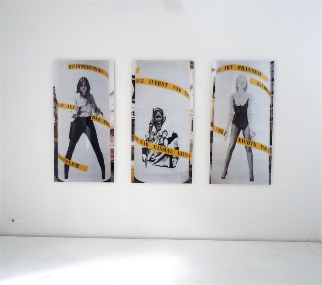 , 'TYPICALLY WOMAN, WOMEN CULTURE-TRIAL CONTACT,' 2013, Brigitte March International Contemporary Art