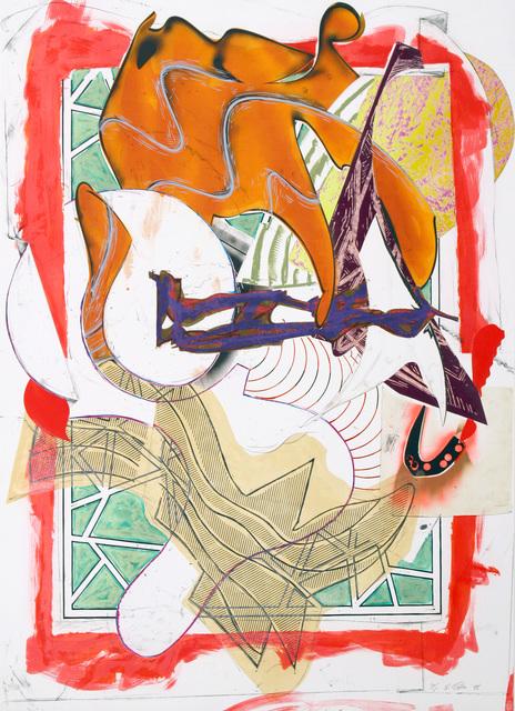 Frank Stella, 'Hark!', 1988, Zane Bennett Contemporary Art