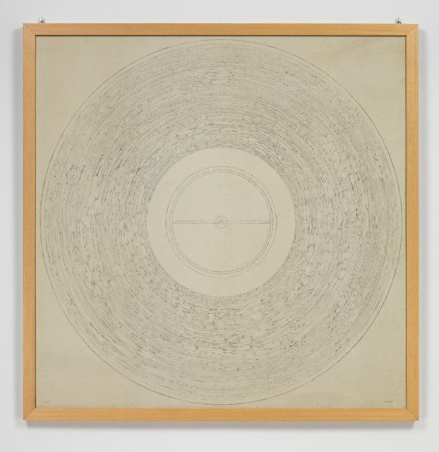 , 'Dramophone,' 1975, Galleria Michela Rizzo