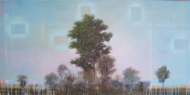 , 'Trees,' 2016, K + Y Gallery