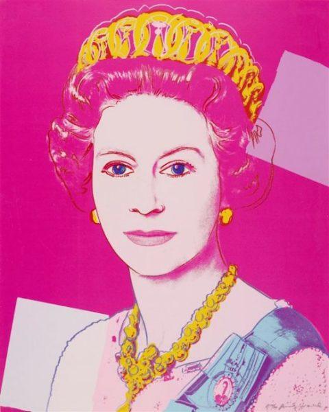 Andy Warhol, 'Queen Elizabeth II Royal Edition II.336', 1985, OSME Fine Art