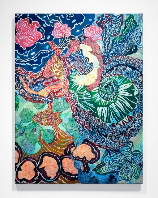 , 'Ferryman,' 2012, McClain Gallery