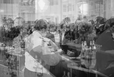 George Legrady, 'Refraction - At the Bar', 2011, Inda Gallery