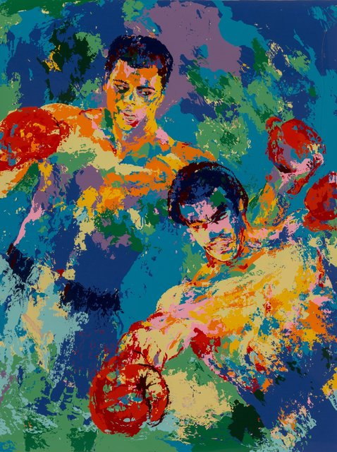 LeRoy Neiman, 'Rumble in the Jungle', c. 1974, Heritage Auctions