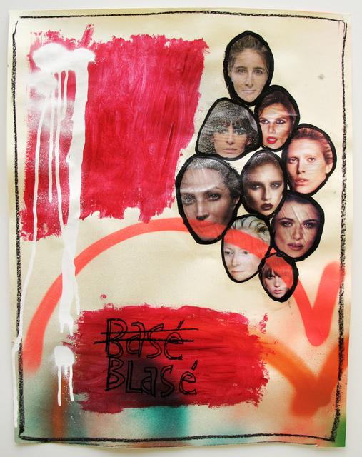 , 'Blasé 6,' 2018, MOV'ART Gallery
