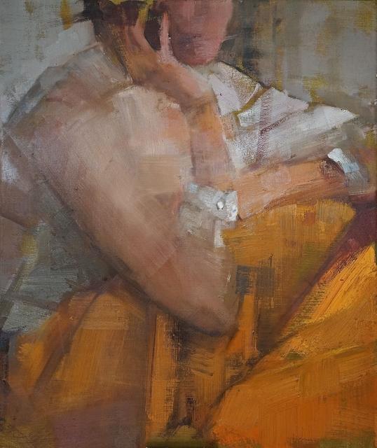 , 'Pauline V,' , Saatchi Art